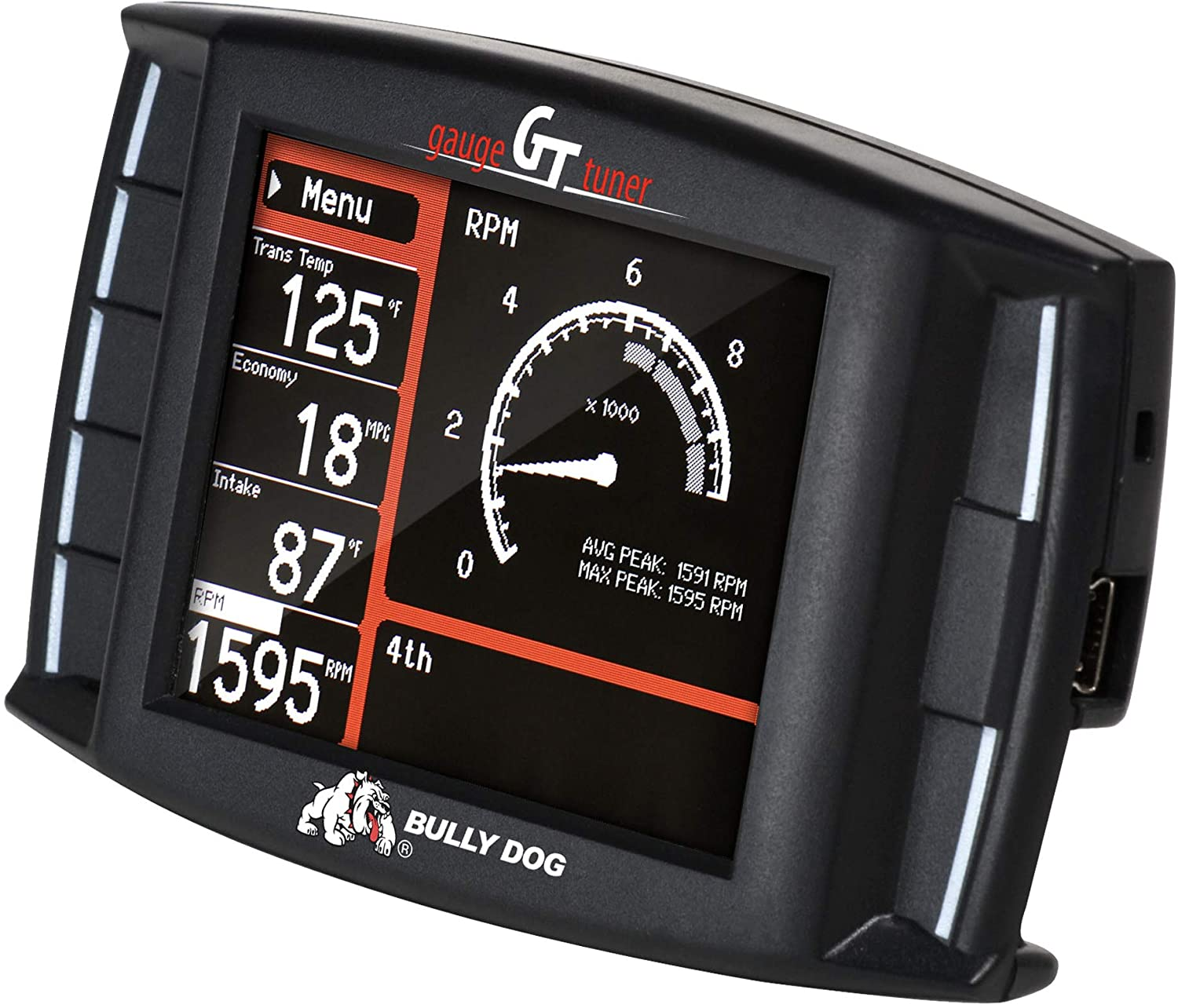Bully Dog – 40410 -Gas Tuner – 50-State Compliant – Diesel ...